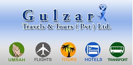 Gulzar Travels and Tours (Pvt) Ltd