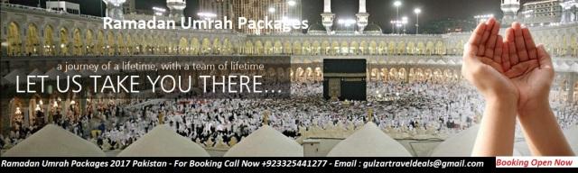 Ramadan Umrah Packages 2018 Islamabad Wah Cantt Hazro Attock Pakistan